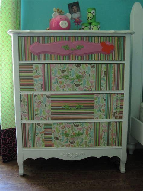 Diy Decoupage Dresser - m 225 s de 25 ideas incre 237 bles sobre diy decoupage dresser en