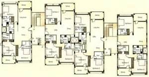 Apartment Floor Plans Designs Apartment Unit Plans Apartments Typical Floor Plan