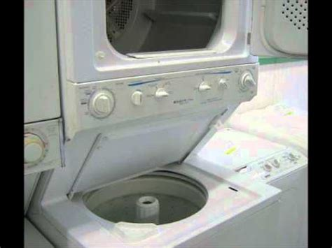 FRIGIDAIRE Crown Laundry Center   Stacked Washer & Dryer