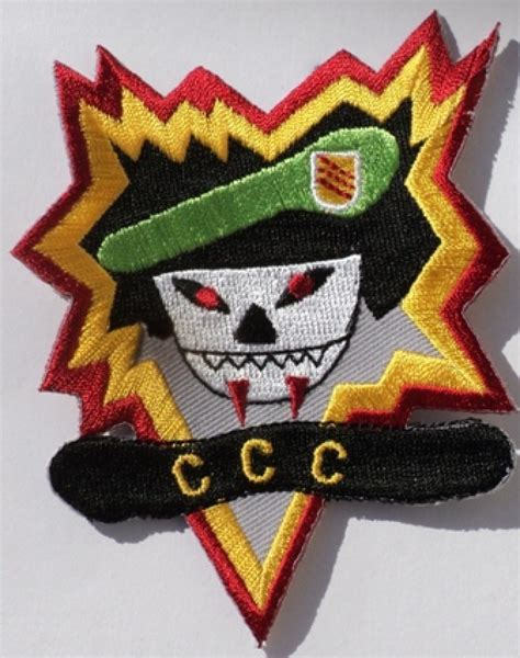 color ccc macv sog ccc embroidered color