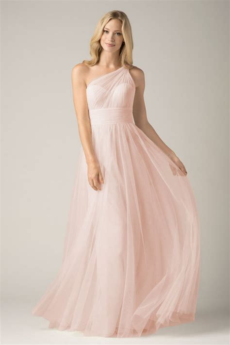 Blush Bridesmaid Dress by Blush Bridesmaid Midi Dresses And Gowns Collection