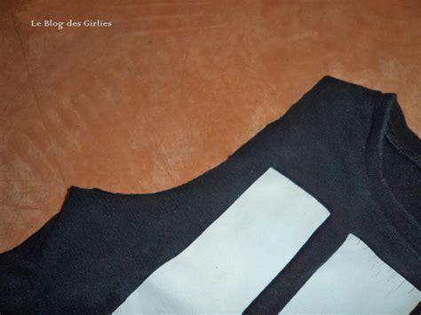 T Shirt Transformers A O E 04 transformer un vieux t shirt en magnifique d 233 bardeur