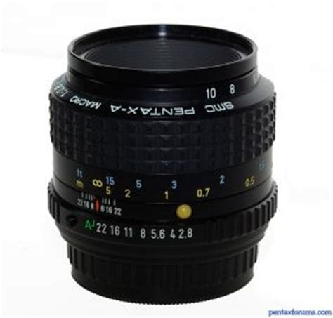 smc pentax a 50mm f2.8 macro reviews a prime lenses