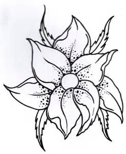 Outlines Designs by Wildflower Outline By Vikingtattoo On Deviantart