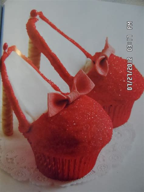 Look Sought Found Ruby Slipper Finds The Gweneth Look For Less Second City Style Fashion ruby slippers cupcakes land of oz ruby