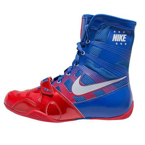 nike hyperko boxing shoes sole of athletes