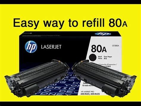 Toner Isi Ulang Hp Laserjet P1102 cara mudah refill toner printer hp laserjet p1102 doovi