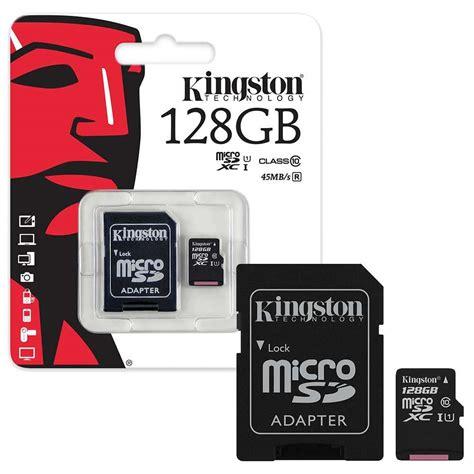 Micro Sd Card Terbaru kingston micro sd sdhc memory cards uhs 1 class 10 7dayshop