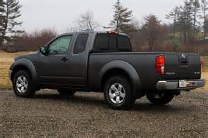 Nissan Frontier Ratings Review 2009 Nissan Frontier Photo Gallery Autoblog
