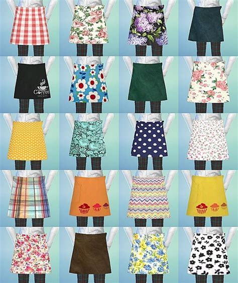 apron » Sims 4 Updates » best TS4 CC downloads » Page 2 of 2