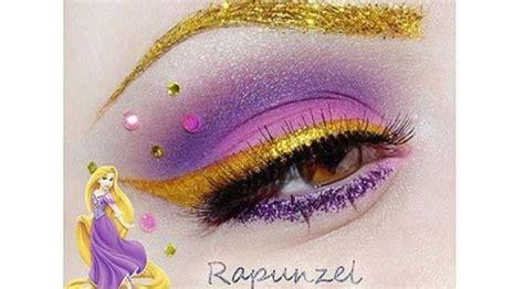 Disney Princess Ariel Kalung Bintang Berkilau By D Ori D0138 pancarkan kecantikan ala putri disney dengan 8 riasan mata ini zodiac bintang