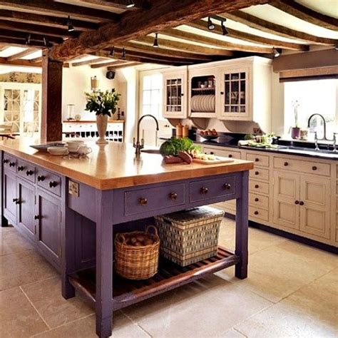 Country Home Kitchen Design Country Kitchen Decorating