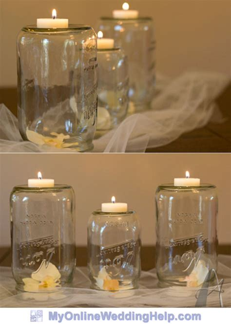 top 6 1 2 easy diy mason jar decorations my online