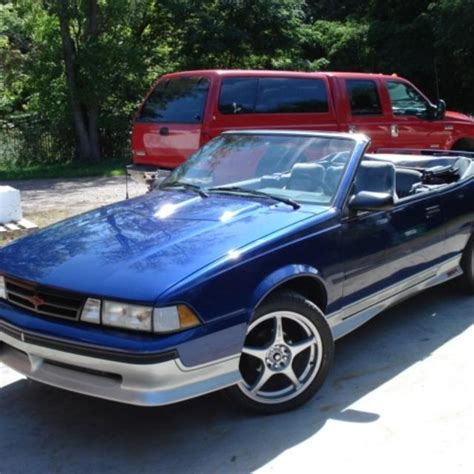 1989 chevrolet cavalier z24 for sale best 1989 chevy cavalier z24 convertible for sale in