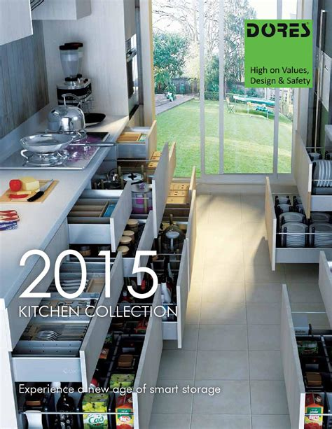 kitchen collections 2015 dores kitchen collection 2015 by dores india issuu