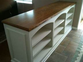 how to build a half wall room divider built ins double sided built in half wall bookcase