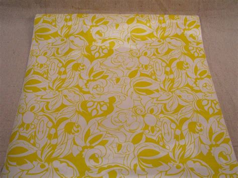 pattern contact paper bright neon yellow floral pattern contact paper remnant
