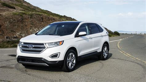 ford edge limited 2015 2015 ford edge review roadshow