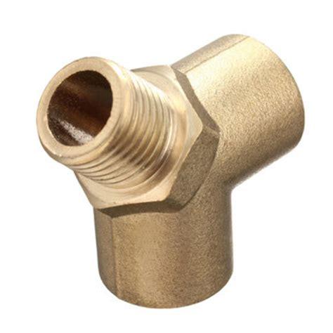 Flock Ring Nepple 1 2 Npt X 3 4 Npt brass thread y fittings pneumatic manifold npt 1 4 x 1 4 compressor sale banggood