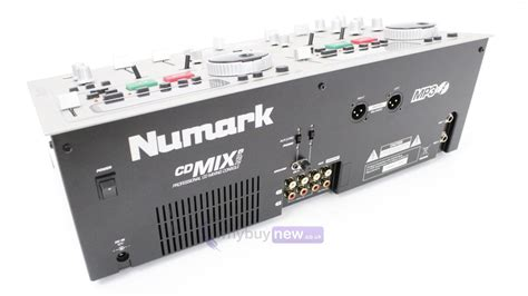 console dj mp3 numark cd mix 3 mp3 mixing console whybuynew