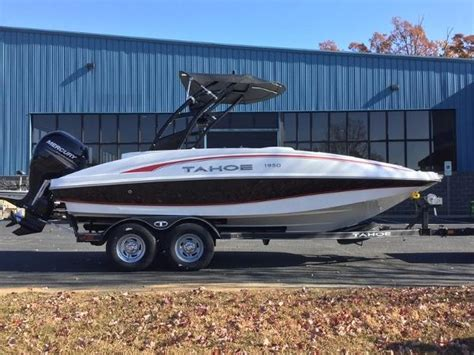 boat trader mooresville nc 2017 tahoe 174 1950 19 foot 2017 motor boat in mooresville