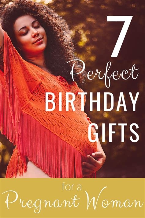 Perfect  Ee  Birthday Ee   Gifts For Pregnant  Ee  Wife Ee