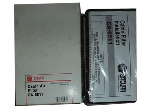 Filter Saringan Udara Suzuki Escudo 2 0 Escudo 1 6 Esc Sps cabin air filter filter ac suzuki grand escudo menyediakan filter untuk mobil kesayangan anda