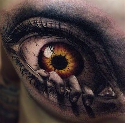 tattoo hand and eye eye tattoos perfect tattoo artists