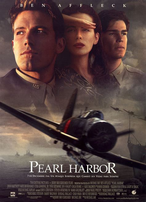 Pearl Harbor 2001 Review And Trailer by Pearl Harbor 2001 Posters The Database Tmdb