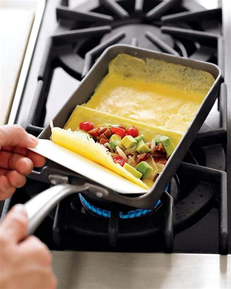 Kitchen Rolled Omelet Pan What You Need For The Best Omelette Pan 2017