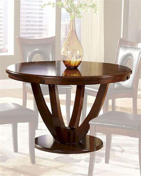 Homelegance Dining Table by Homelegance Dining Table Vanbure El 2568 48