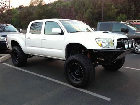 how cars engines work 2006 toyota tacoma on board diagnostic system sell used 2006 toyota tacoma pre runner 2wd crew cab pickup 4 door 4 0l long travel truck in la