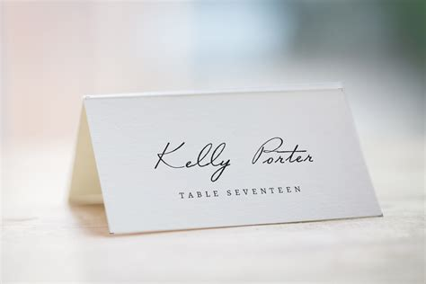 Wedding Place Cards Design Your Own by Printable Place Card Wedding Place Cards Template Place Card