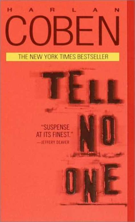 the book of no one gavin o connor to helm tell no one adaptation optionated