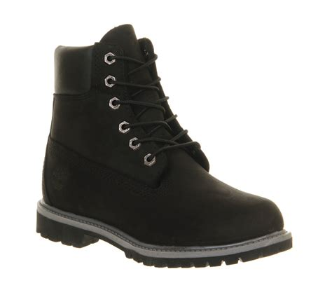 Boots Timberland Premium Size 10w Second 1 timberland premium 6 boots black nubuck ankle boots