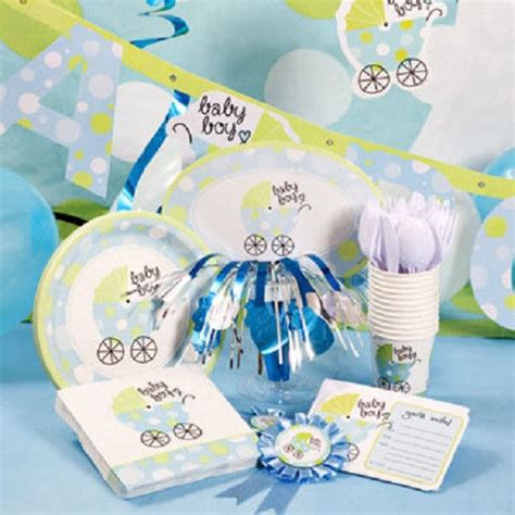 baby carriage decorations for baby shower boy baby carriage baby shower decorations ebay