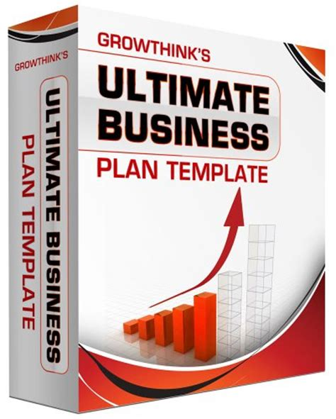 The Ultimate Business Plan Template wine bottle label template