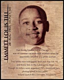 emmett till in color pin by janet langhart cohen on and emmett