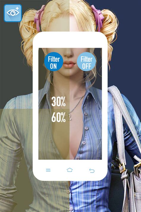 blue light protection app eye protect blue light filter android apps on google play