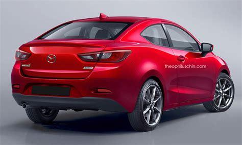Spion Mazda 2 New 2016 妄想画像色々 djデミオ 2ドアクーペとマツダスピードバージョンcx 3 マツダ車専門 輸入 オリジナルパーツ販売 mazparts official