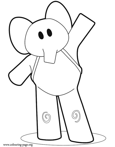 dancing elephant coloring page pictures of elephants to colour in kids coloring