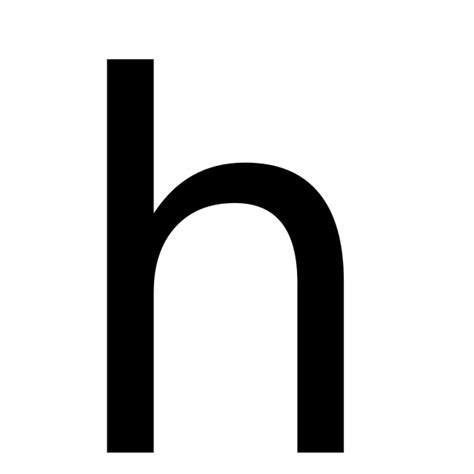 h h file letter h svg wikimedia commons