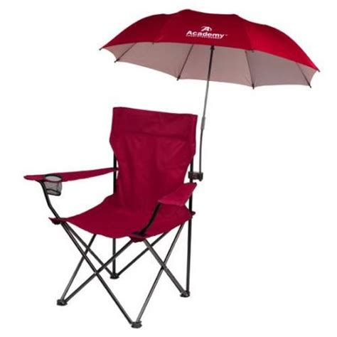 Chair Umbrella by Outdoor Folding Chair Ciip On Umbrella Chairbrella