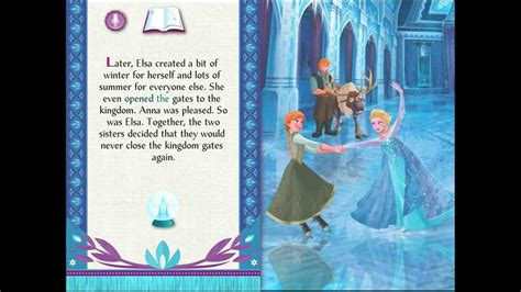 story book pictures frozen storybook app top best apps for