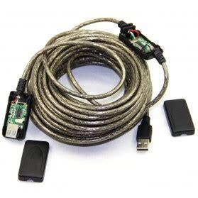 Termurah Kabel Ekstensi Usb To Extension Cable 20 Meter kabel ekstensi usb ke 20 meter black