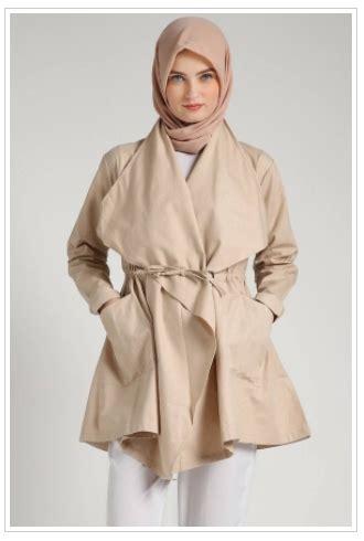 Outer Wanita Outer 01 inspirasi baju muslim modern wanita model two pieces dengan outer