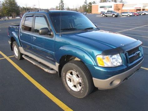 how cars run 2001 ford explorer engine control find used 2001 ford explorer sport trac 77 000 miles great condition runs drives great in