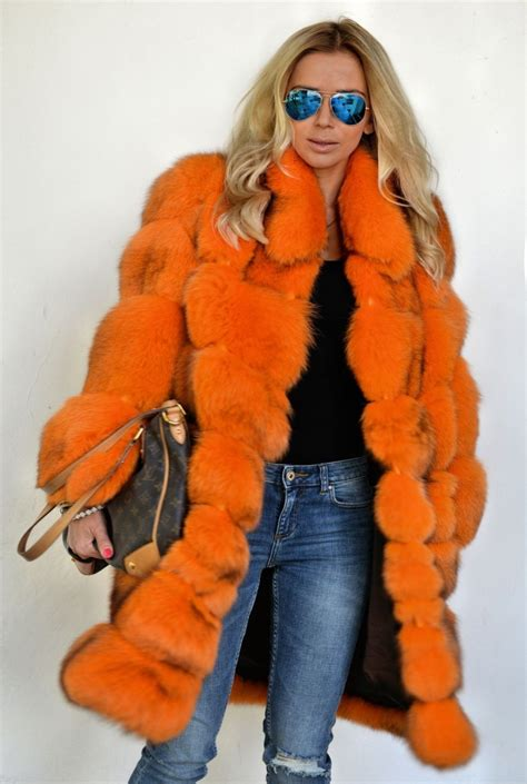 Wawa Jacket by List Of Synonyms And Antonyms Of The Word Orange Fur Coats