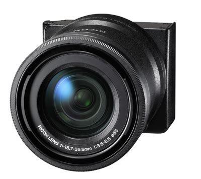ricoh announces a new a16 24 85mm f/3.5 5.5 gxr unit