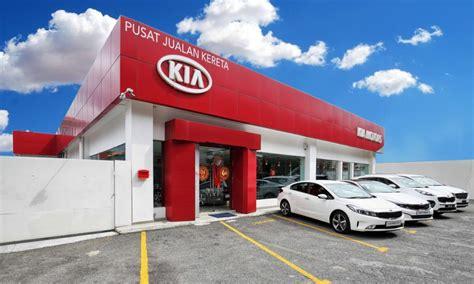 Kia Motor Service Centre Malaysia Naza Kia Malaysia Opens New 3s Outlet In Jalan Pahang